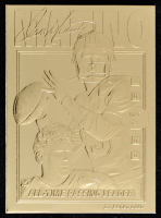 Dan Marino 1999-2000 Fleer 23 KT Gold Card at PristineAuction.com