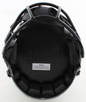 David Montgomery Signed Bears Full-Size Eclipse Alternate Speed Helmet (Beckett COA) at PristineAuction.com