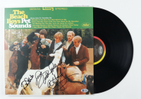"Mike Love, Al Jardine & Bruce Johnston Signed The Beach Boys ""Pet Sounds"" Vinyl Record Album (Beckett LOA) at PristineAuction.com"