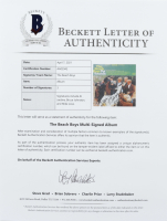 "Mike Love, Al Jardine & Bruce Johnston Signed The Beach Boys ""Pet Sounds"" Vinyl Record Album (Beckett LOA) at PristineAuction.com"