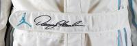 Denny Hamlin Race-Used NASCAR Hisense Driver's Suit (JGR LOA & PA COA) at PristineAuction.com