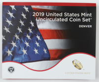 2019 United States Mint Uncirculated Denver Coin Set at PristineAuction.com
