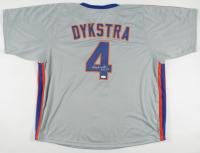 "Lenny Dykstra Signed Jersey Inscribed ""Nails"" (JSA Hologram) at PristineAuction.com"