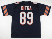 Mike Ditka Signed Jersey (Schwartz COA) at PristineAuction.com