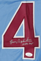 "Lenny Dykstra Signed Jersey Inscribed ""Nails"" (JSA COA) at PristineAuction.com"