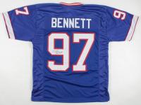 Cornelius Bennett Signed Jersey (JSA COA) at PristineAuction.com