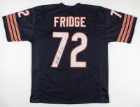 "William ""Fridge"" Perry Signed Jersey (JSA Hologram) at PristineAuction.com"