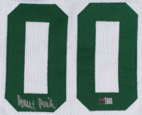 Robert Parish Signed Career Highlight Stat Jersey (TriStar Hologram) at PristineAuction.com