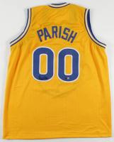 Robert Parish Signed Jersey (TriStar Hologram) at PristineAuction.com