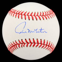 Paul Molitor Signed OML Baseball (MAB Hologram) at PristineAuction.com