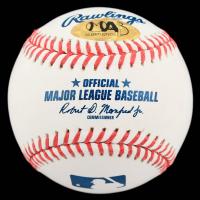 Paul Molitor Signed OML Baseball (MAB Hologram) at PristineAuction.com
