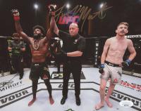 "Aljamain ""Funk Master"" Sterling Signed UFC 8x10 Photo (JSA COA) at PristineAuction.com"