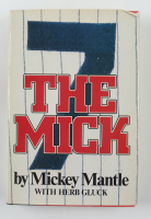"Mickey Mantle Signed ""The Mick"" Hardcover Book Inscribed ""Thanks"" (Beckett ALOA) at PristineAuction.com"