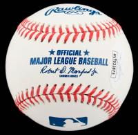 Jarred Robert Kelenic Signed OML Baseball (JSA COA) at PristineAuction.com