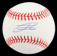 Julio Rodriguez Signed OML Baseball (JSA COA) at PristineAuction.com