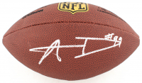 Aaron Donald Signed NFL Football (JSA COA) at PristineAuction.com