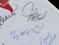 Kraft Nabisco Championship Pin Flag Signed by (31) with Karrie Webb, Meg Mallon, Natalie Golba, Michelle McGann, Juli Inkster (Beckett LOA) (See Description) at PristineAuction.com