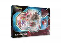 Pokemon TCG: Blastoise VMAX Battle Box at PristineAuction.com