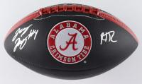 "Jerry Jeudy Signed Alabama Crimson Tide Logo Football Inscribed ""RTR"" (JSA COA) (See Description) at PristineAuction.com"