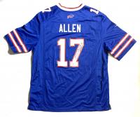 Josh Allen Signed Bills Jersey (Beckett COA) at PristineAuction.com