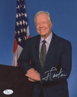 Jimmy Carter Signed 8x10 Photo (JSA COA) at PristineAuction.com
