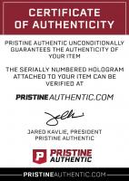 Denny Hamlin Signed Race-Used NASCAR FedEx Express Helmet (JGR LOA & PA COA) at PristineAuction.com