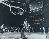 "Jerry West Signed Lakers 16x20 Photo Inscribed ""The Logo"" (JSA COA) at PristineAuction.com"