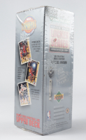 1991 Upper Deck NBA Basketball Michael Jordan Locker Series 4 Set with (7) Packs (See Description) at PristineAuction.com