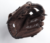 "Nolan Ryan Signed Rawlings Baseball Glove Inscribed ""All Time K King"" (PSA COA) at PristineAuction.com"