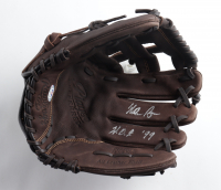 "Nolan Ryan Signed Rawlings Baseball Glove Inscribed ""H.O.F. '99"" (PSA COA) at PristineAuction.com"
