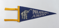 1950's Athletics Pennant (See Description) at PristineAuction.com
