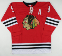 """Bobby Hull Signed Jersey Inscribed """"HOF 1983"""" & """"The Golden Jet"""" (Hull COA) at PristineAuction.com"""