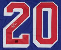 Chris Kreider Signed Jersey (Kreider COA) at PristineAuction.com