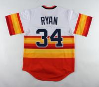 "Nolan Ryan Signed Astros Jersey Inscribed ""H.O.F. '99"" (PSA COA) at PristineAuction.com"