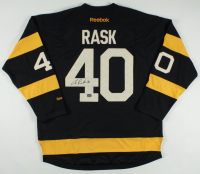 Tuukka Rask Signed Bruins Jersey (Rask COA) at PristineAuction.com