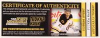 Tuukka Rask Signed Bruins Jersey (Rask COA) at PristineAuction.com
