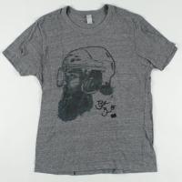 Brent Burns Signed T-Shirt (Burns Hologram) at PristineAuction.com