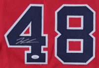 Ian Anderson Signed Jersey (JSA COA) at PristineAuction.com