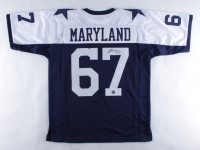 Russell Maryland Signed Jersey (Pro Player Hologram) at PristineAuction.com