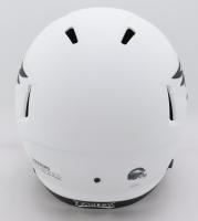 Jalen Hurts Signed Eagles Full-Size Lunar Eclipse Alternate Speed Helmet (JSA COA) (See Description) at PristineAuction.com