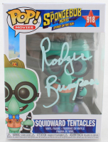 "Rodger Bumpass Signed ""The Spongebob Movie"" #918 Squidward Tentacles Funko Pop! Vinyl Figure (PSA COA) at PristineAuction.com"