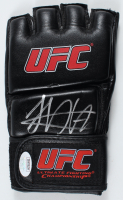 Khabib Nurmagomedov Signed UFC Glove (JSA Hologram) at PristineAuction.com
