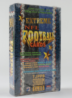 1994 Topps Stadium Club 3 High Number Series Football Hobby Box of (24) Packs at PristineAuction.com