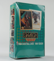 1990-91 Skybox Series 2 Basketball Box with (36) Packs (See Description) at PristineAuction.com