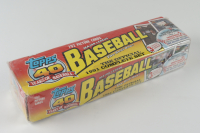 "Complete Set of (792) 1991 Topps ""40 Years of Baseball"" Baseball Cards with Chipper Jones RC, Jeff Bagwell RC at PristineAuction.com"