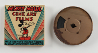 Original 1950's Mickey Mouse 8mm Film Roll with Original Disney Box at PristineAuction.com