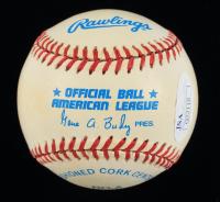 Bob Feller Signed OAL Baseball (JSA COA) (See Description) at PristineAuction.com