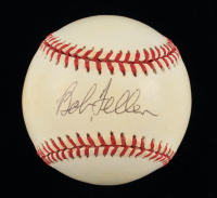 Bob Feller Signed OAL Baseball (JSA COA) (See Description) at PristineAuction.com
