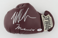 Mike Tyson Signed Everlast Muhammad Ali Ediiton Boxing Glove (PSA COA) at PristineAuction.com