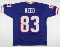 Andre Reed Signed Jersey (JSA Hologram) at PristineAuction.com